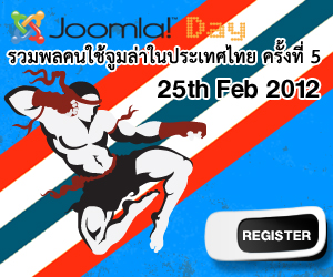 JoomlaDay Bangkok 5th